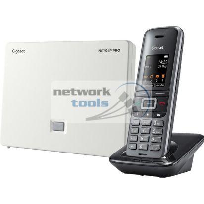 Gigaset S650 IP Pro bundle (S30852-H2617-R101) DECT SIP-телефон + база