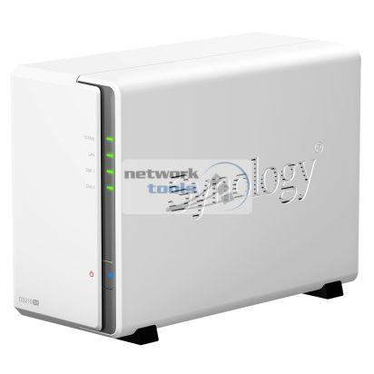 Synology DS216SE Сетевое хранилище NAS на 2xHDD