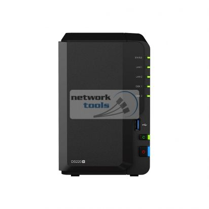 Сетевое хранилище Synology DS220+ на 2xHDD
