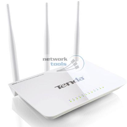 TENDA W1800R Быстрый Wi-Fi роутер AC1750