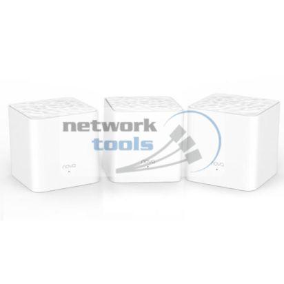 Tenda Nova MW3 Двухдиапазонная Mesh система 3-pack Wi-Fi 802.11ac