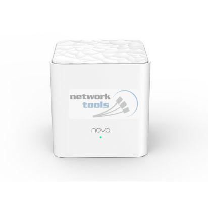 Tenda Nova MW3 Двухдиапазонная Mesh система 2-pack Wi-Fi 802.11ac