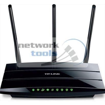 TP-Link TD-W8970 Модем-роутер ADSL 4xLAN с Wi-Fi 300Mbps