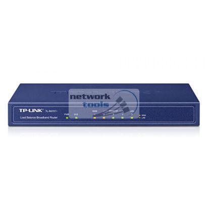 TP-Link TL-R470T+ Маршрутизатор проводной SB 5 портов LAN
