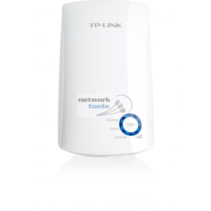 TP-Link TL-WA850RE Универсальная точка доступа - усилитель Wi-Fi 300Mbps