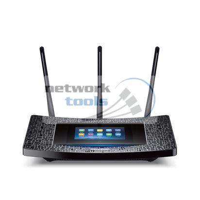 TP-Link Touch P5 Маршрутизатор AC1900 стандарта 802.11ac с сенсорным экраном