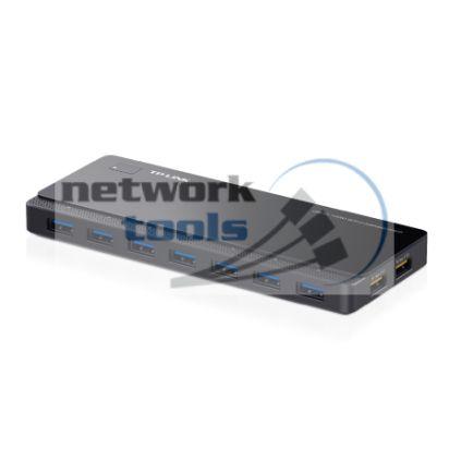 TP-LINK UH720 USB 3.0 HUB на 7 портов с 2 заряжающими портами