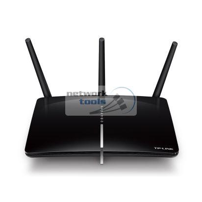 TP-Link Archer D7 Гигабитный Wi-Fi роутер с ADSL2+ модемом AC1750