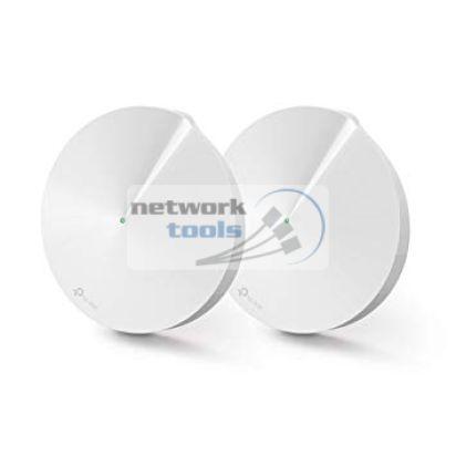 TP-Link Deco M5 (2-pack) Двухдиапазонная Mesh система 2-шт Wi-Fi 802.11ac