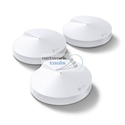 TP-Link Deco M9 Plus (3-pack) Двухдиапазонная Mesh система 3-шт Wi-Fi 802.11ac