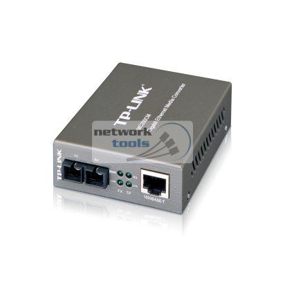 TP-Link MC200CM Гигабитный Ethernet медиаконвертер