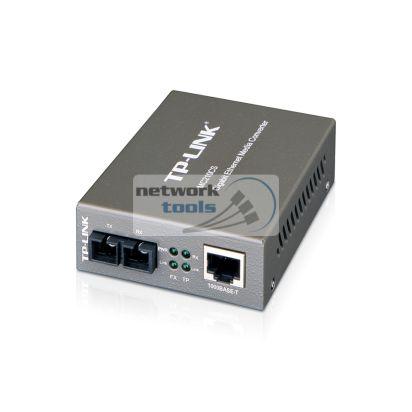 TP-Link MC210CS Гигабитный Ethernet медиаконвертер