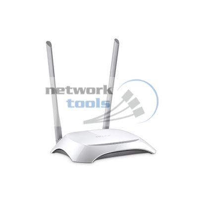 TP-Link TL-WR840N V2 Маршрутизатор 300Mbps 4xLAN