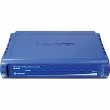 TRENDnet TE100-S8 Коммутатор