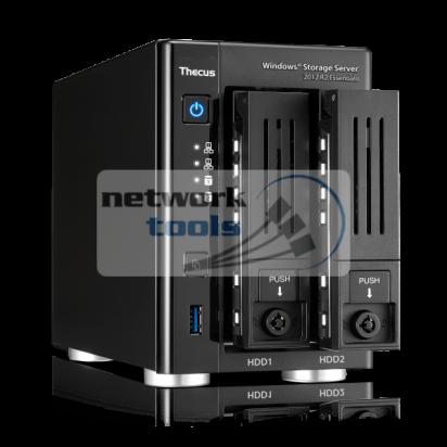 Купить Thecus W2810PRO NAS-сервер в Киеве. Отличная цена, Украина. Характеристики, обзор.