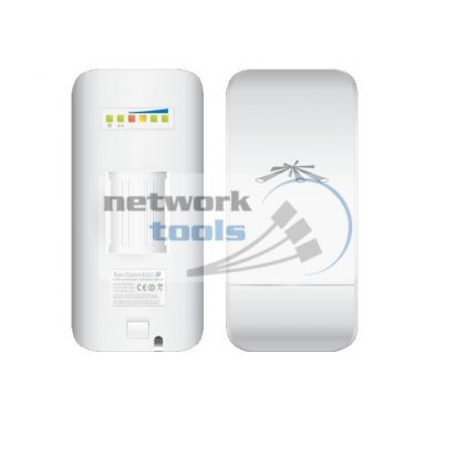 Ubiquiti NanoStation Loco M2 Клиентская точка доступа Wi-Fi 150Mbps 2,4GHz