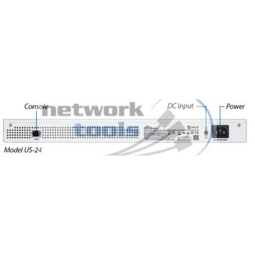 Ubiquiti UniFi Switch US-24 Коммутатор 24 порт 1000Base-TX 2xSFP