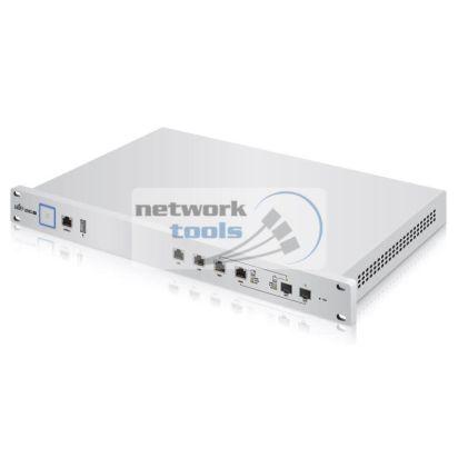 Ubiquiti UniFi Security Gateway PRO (USG-PRO-4) Маршрутизатор безопасности 4-порта и RJ45-SFP
