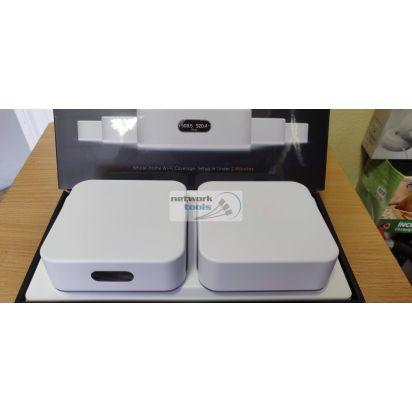Ubiquiti AmpliFi Instant Mesh System (AFI-INS) маршрутизатор и 1 усилитель сигнала Wi-Fi 2.4 и 5 ГГц 802.11 ac