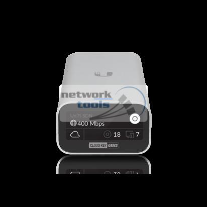 Ubiquiti UniFi Cloud Key Gen2 (UCK-G2) Сервер портативный, мини-ПК с Unifi контроллером