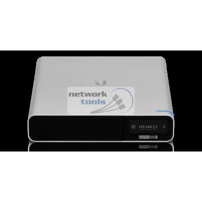 Сервер-контролер Ubiquiti UniFi Cloud Key Gen2 (UCK-G2-PLUS) мини-ПК с Unifi контроллером, HDD 1TB