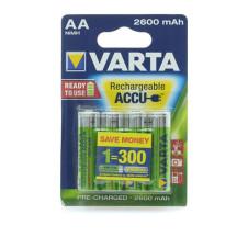 VARTA Аккумулятор PROF ACCU AA 2500mAh