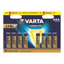 VARTA Батарейка LONGLIFE Extra AAA-ALKL