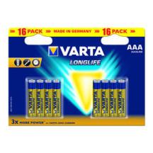 VARTA Батарейка LONGLIFE Extra AAA ALKL