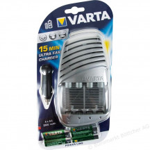 VARTA Mini Charger 2x56703 Зарядное