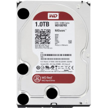 WD Red WD10EFRX HDD для ПК