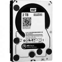 WD Black WD2003FZEX HDD для ПК