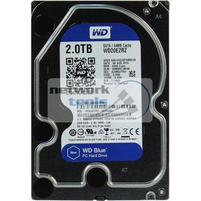 WD Blue WD20EZRZ Жесткий диск для ПК 2ТБ