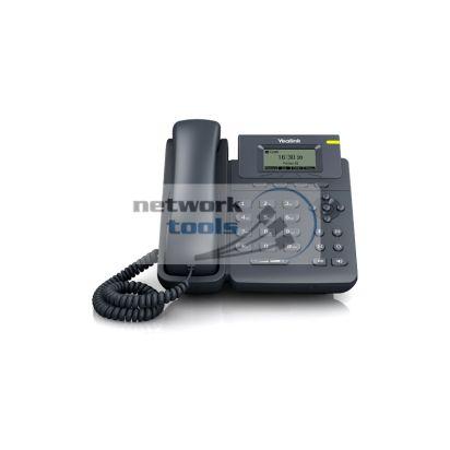 Yealink SIP-T19P E2 SIP-телефон с LCD дисплеем, PoE