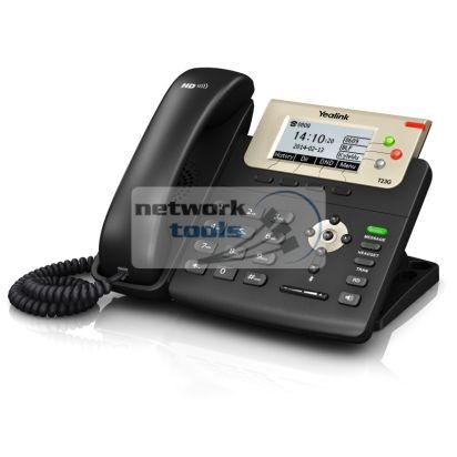 Yealink SIP-T21G SIP-телефон 3 линии с PoE Gigabit