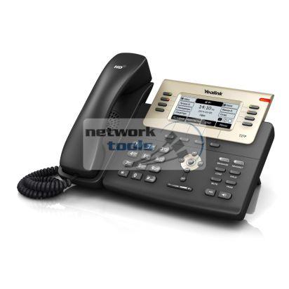 Yealink SIP-T27P SIP-телефон 6 линий с PoE и BLF