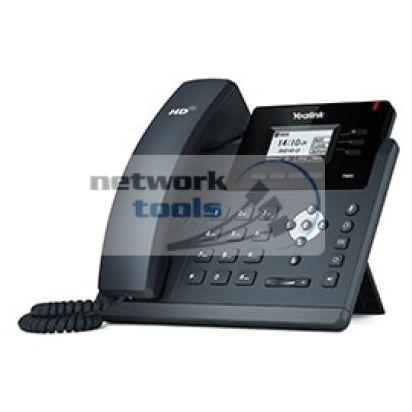 Yealink SIP-T40G SIP-телефон с LCD дисплеем, POE