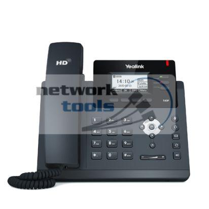 Yealink SIP-T40P SIP-телефон с LCD дисплеем, POE