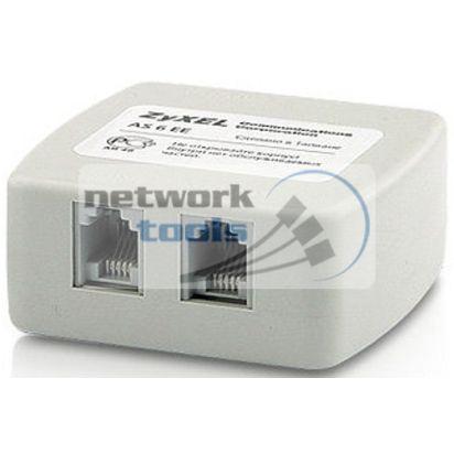 ZyXEL AS6 Сплиттер ADSL Annex A
