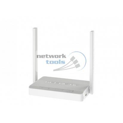Keenetic DSL (KN-2010) Модем-маршрутизатор ADSL/VDSL с USB, Wi-Fi