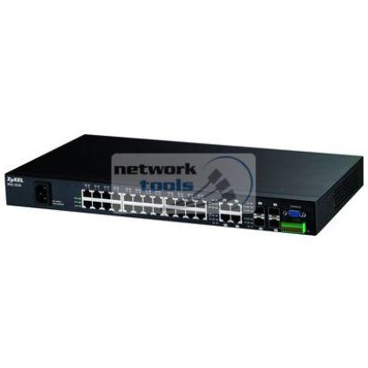 ZyXEL MES3500-24 Коммутатор 24 порт 100Base-TX 2 порт 1000Base-TX