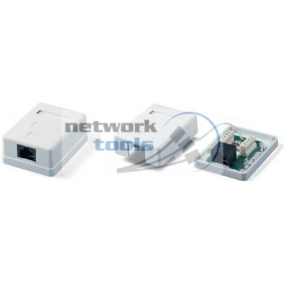 NETS MB-UTP1 Розетка UTP 1 порт напольная RJ45