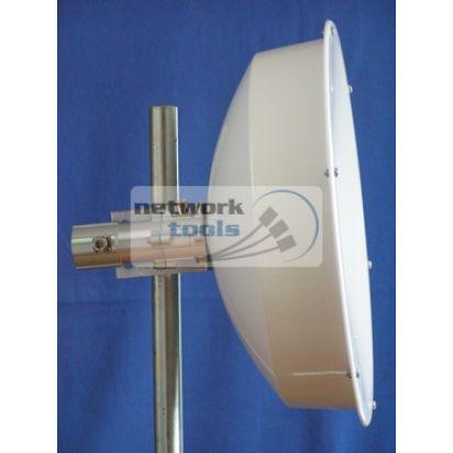 jiRous JRC-24 Duplex x N-type-SMA Параболическая wi-fi антенна 5GHz