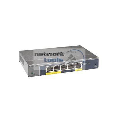 Неуправляемый коммутатор NETGEAR GS105GE на 5 портов