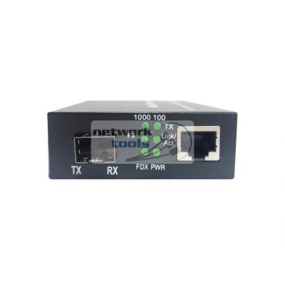 Медиаконвертер NetSodis C1000 1310/1550 nm под SFP