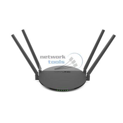 Netsodis N530HA3 Двухдиапазонный роутер система Wi-Fi 802.11ac