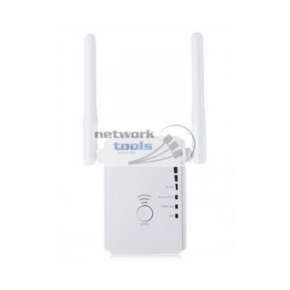 Netsodis N578R2 Wi-Fi усилитель-точка доступа до 300 Mbps, 2.4 ГГц