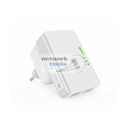 Netsodis N578S2 Wi-Fi репитер-точка доступа беспроводная 300 Mbps