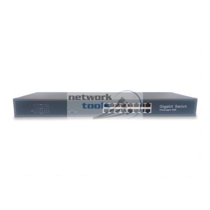 Netsodis SG116 Коммутатор неуправляемый 16-порт, 1000 Мбит