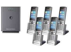 IP DECT-телефоны для персонала от Grandstream