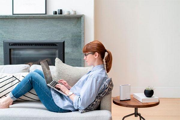 Beacon 1 WiFi Mesh Router в доме